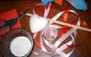 Мастер класс: торцевание из салфеток для начинающих рукодельниц