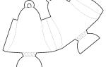Колокольчик из бумаги своими руками: лёгкие шаблоны и фото-подборка