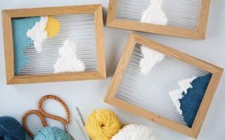 Схемы гобелена своими руками: плетение для самых-самых начинающих