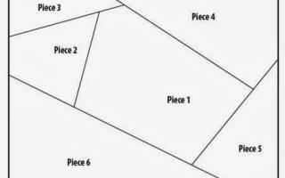 Крейзи квилт: техника исполнения и описание для новичков
