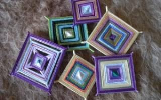 Мастер класс по плетению мандалы: схема и техника плетения