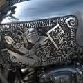 Резьба по металлу своими руками: технология, инструменты и виды с фото