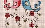 Вышивка крестом: красиво и легко создавать шедевры в домашних условиях