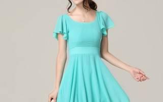 Платье с завышенной талией: пошаговое изготовление своими руками по мастер-классу с фото