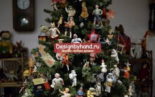 Идеи новогоднего декора своими руками: идеи на 2017 год с фото