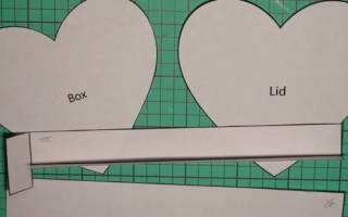 Бумажные коробочки своими руками: делаем для подарков