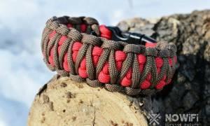 Плетение из паракорда: схемы плетения и узлы своими руками