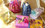Подарки на годовщину свадьбы своими руками: варианты по годам