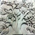 Плоскорельефная резьба по дереву: орнаменты для начинающих мастеров