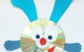 Смешарики из дисков своими руками: шаблоны с фото