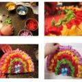 Поделки своими руками (бумагопластика): поделки цветов и поделки из мятой бумаги поэтапно