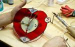 Видео уроки витражей своими руками: как сделать витраж тиффани и плёночный витраж с фото