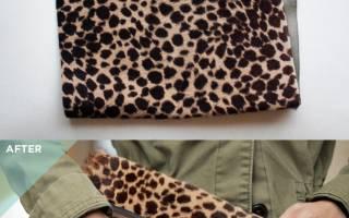 Новая жизнь старым вещам: идеи как придать вид джинсам и другим видам одежды